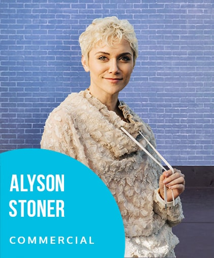 Learn Commercial dance with Alyson
