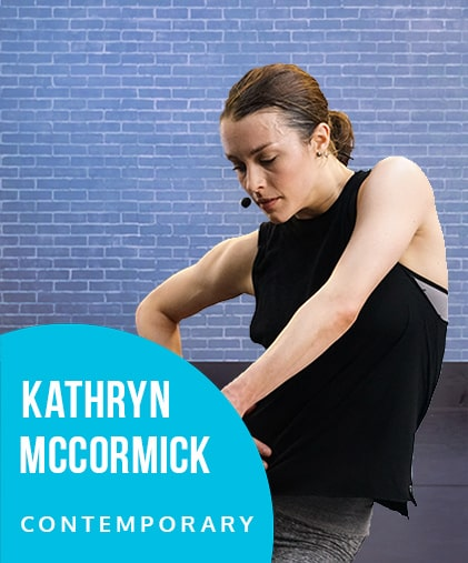Learn Contemporary dance with Kathryn