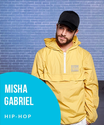 Learn Hip-Hop dance with Misha