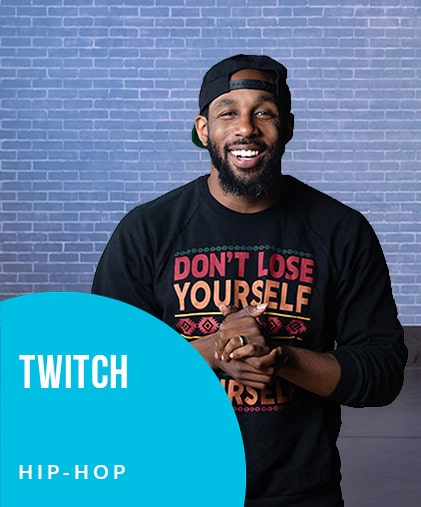 Learn Hip-Hop dance with tWitch