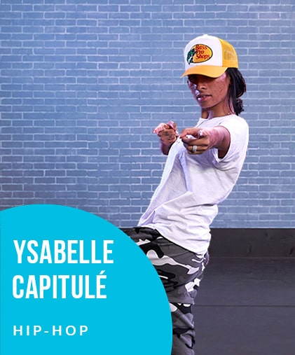 Learn Hip-Hop dance with Ysabelle