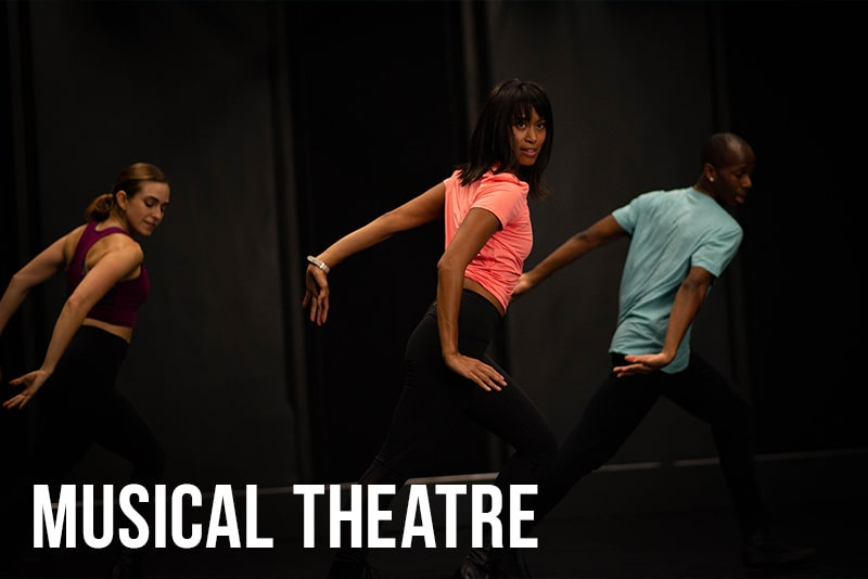 Musical Theater Dance Classes