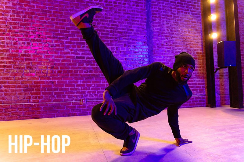 Hip-Hop Dance Classes